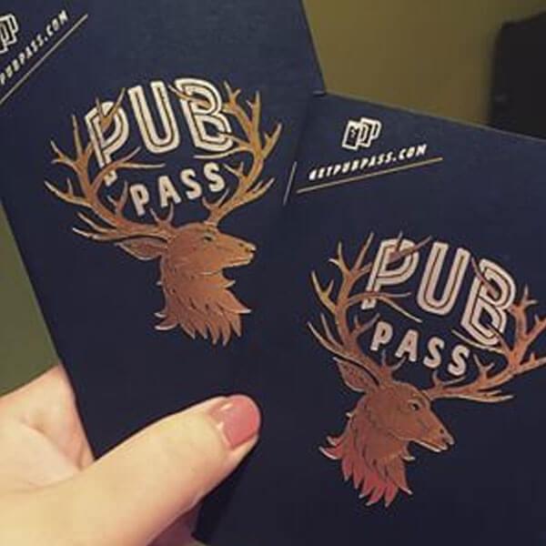 Visit a Pub
